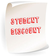Student discount website